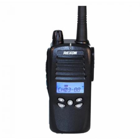 Radio Bidirectionnelle - LVHF 66-88MHz RL-505 Avant