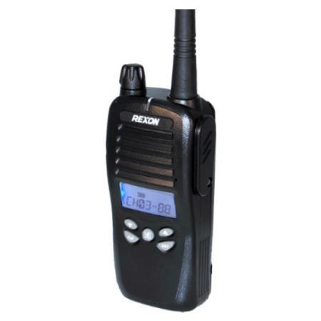 Radio bidirectionnelle - LVHF 66-88MHz RL-505 Avant gauche