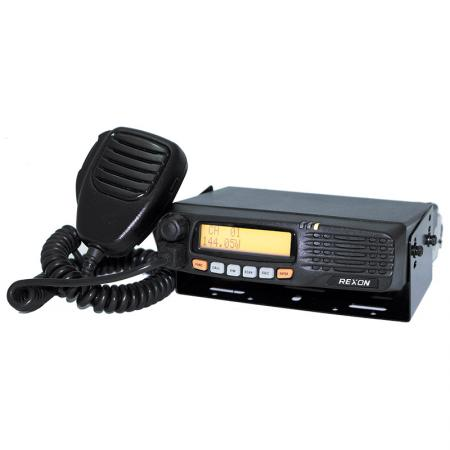 Radio Bidirectionnelle - LVHF 66-88MHz RM-03N Avant gauche