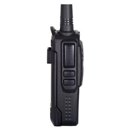 Radio bidirectionnelle - Radio portable analogique professionnelle RL-128 côté droit