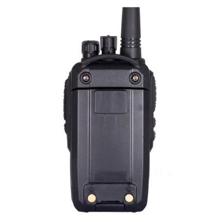 Two-way Radio - Professional Analog Handheld Radio RL-128 Back