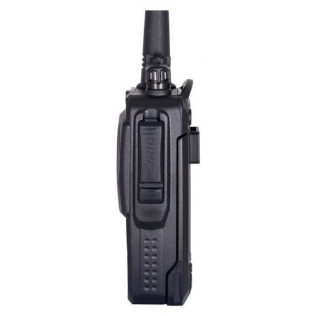 Radio bidirectionnelle - Radio portable analogique professionnelle RL-128 côté gauche