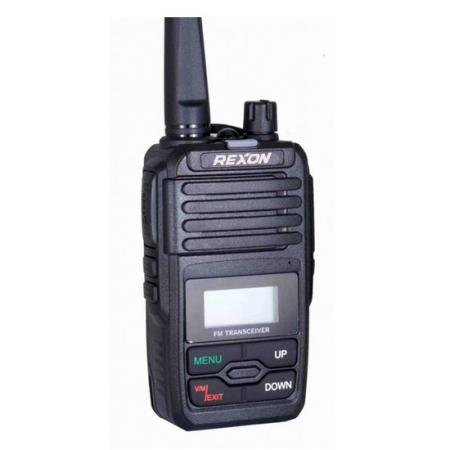 Two-way Radio - Professional Analog Handheld Radio RL-128 Right front