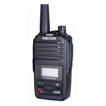 راديو تناظري احترافي محمول - راديو ثنائي الاتجاه راديو احترافي تناظري RL-128