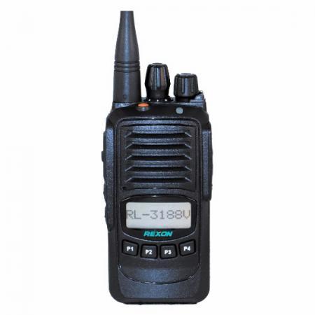 Radio bidirectionnelle Radio analogique professionnelle RL-3188 Avant gauche