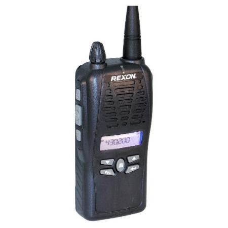 Funkgerät - Professionelles Analogradio RL-328 Vorne rechts