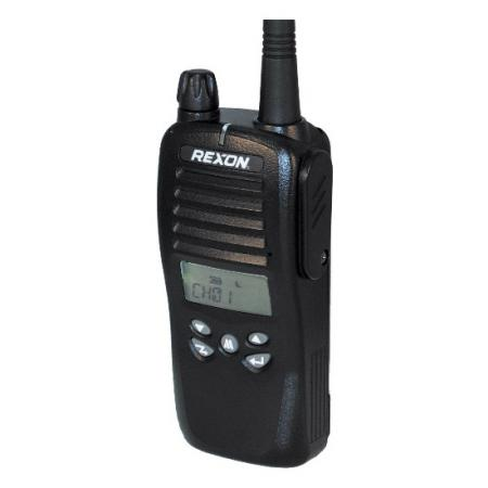 Radio analogique professionnelle portable-IP54/BT Radio
