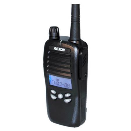 Radio bi-bande analogique professionnelle - Radio bidirectionnelle - Radio analogique portable bi-bande RL-505