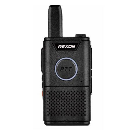 راديو تناظري مجاني (FRS) محمول باليد - راديو ثنائي الاتجاه - راديو صغير مجاني FRS-05 أمامي