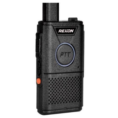 راديو ثنائي الاتجاه - راديو مجاني بترخيص FRS-05 في الجهة اليمنى