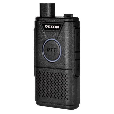免執照無線電手持對講機-FRS-05 左前圖