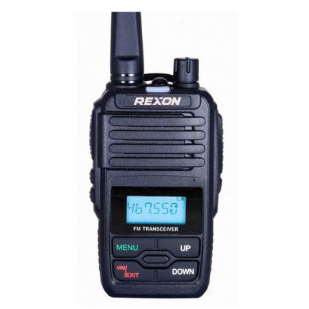 راديو ثنائي الاتجاه - ترخيص راديو مجاني FRS-07 أمامي