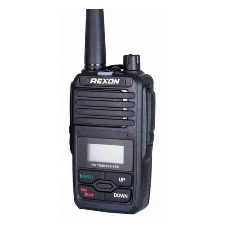 راديو ثنائي الاتجاه - ترخيص راديو مجاني FRS-07 أمامي يسار