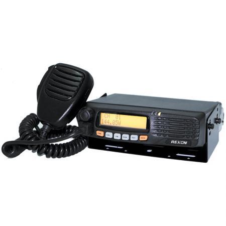 無線電對講機 RM-03N 左前圖