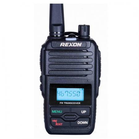 無線電對講機租賃服務 - 對講機租賃-免執照無線電手持對講機 FRS-07