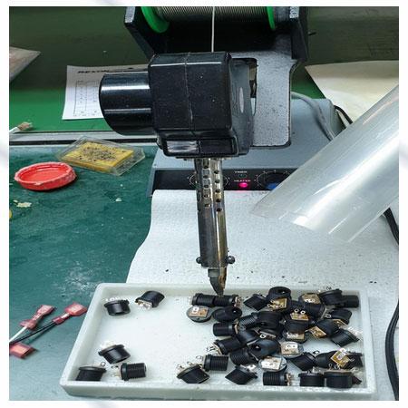 Équipement de fabrication de soudure