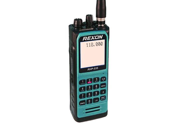 RHP-535 Airband / Radio aéronautique