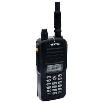 RHP-530E راديو طيران / نطاق هوائي