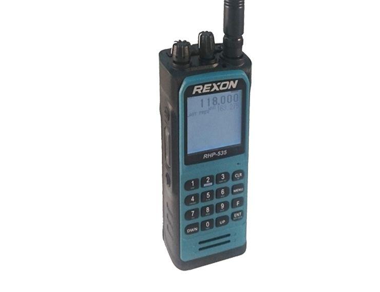 RHP-535 Airband / авиационное радио
