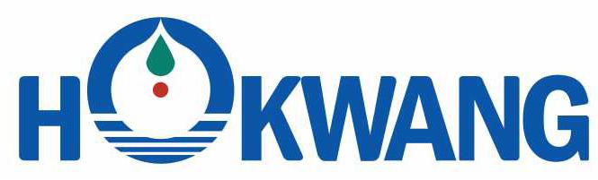 شعار هوية الشركة لـ Hokwang