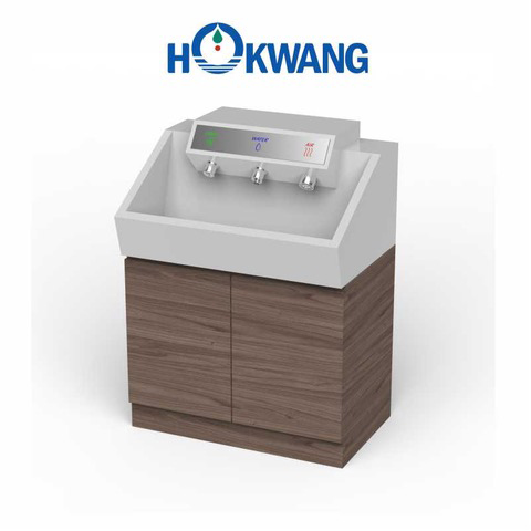 Hokwang New Product Innowash Waschstation
