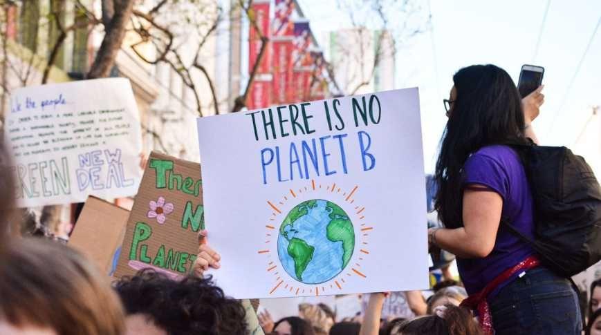 Il cambiamento climatico è così ovvio che non potremmo più ignorarlo.