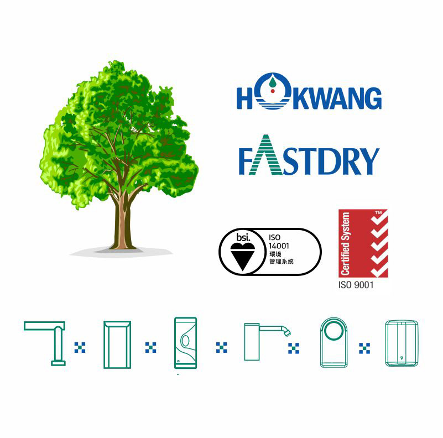 Hokwang, produsen produk kebersihan profesional.