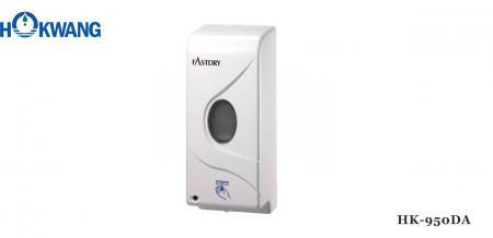 Műanyag 950 ml -es automatikus folyékony szappan/fertőtlenítő adagoló - HK-950DA műanyag automatikus folyékony szappanadagoló