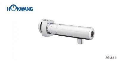 Faucet Otomatis All-in-one Sensor Ganda yang Dipasang di Dinding - Faucet yang Dipasang di Dinding Otomatis AF332