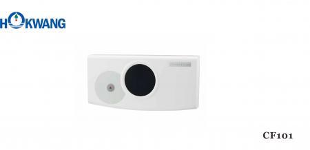 Lemari Dinding Otomatis Flusher-Putih - CF101 Auto Closet Flusher