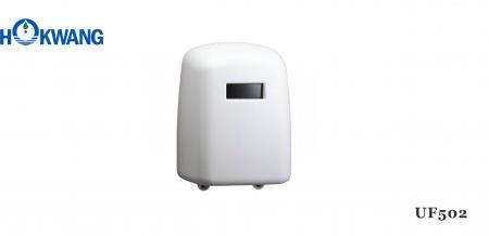 Automatický splachovací ventil na pisoár pripevnený na stenu - plast ABS