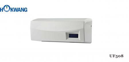 Automatický splachovací ventil na pisoár pripevnený na stenu - plast ABS - Automatický nástenný splachovač pisoáru UF508
