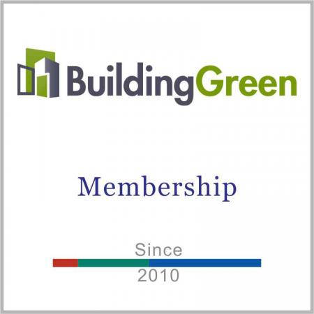 عضوية BuildingGreen