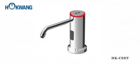 Top Filled Auto Stainless Steel 316 Deck Mounted Liquid/Foam Soap Dispenser
