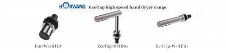 EcoTap Pengering Tangan Berkecepatan Tinggi - EcoTap Pengering Tangan Berkecepatan Tinggi