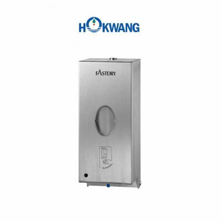 HK-950SA Distributeur de savon liquide automatique 800 ml en acier inoxydable