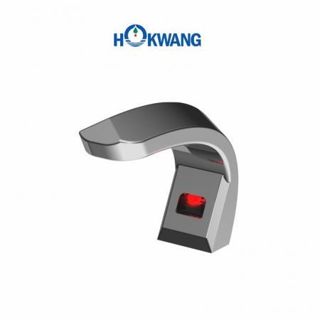 HK-CSD2 Auto Chrome Plated Brass Deck Mounted Liquid/Foam soap Dispenser