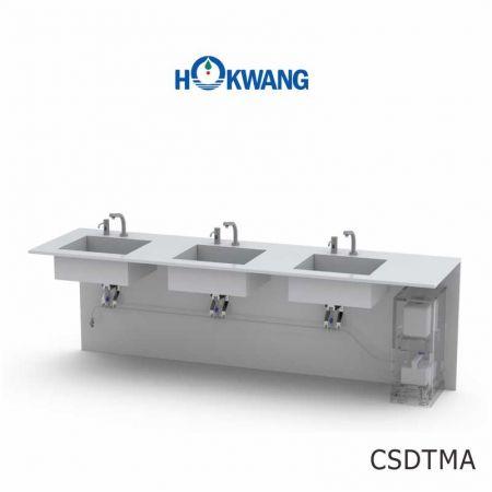 CSDTM optional 2.5+5 Liter Soap tank