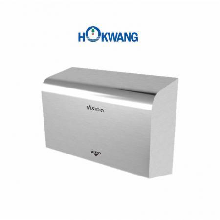 Bright Stainless Steel ADA Slim Hand Dryer