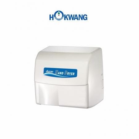 白いアルミニウム自動1800Wハンドドライヤー