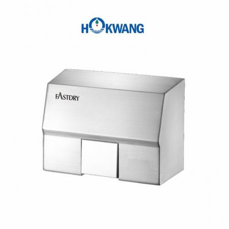 Stainless Steel Square 2200W Auto Hand Dryer