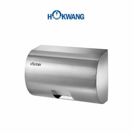 Stainless Steel Round 2200W Auto Hand Dryer