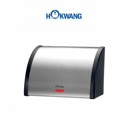 Stainless Steel with Plastic Ends 2200W Auto Hand Dryer