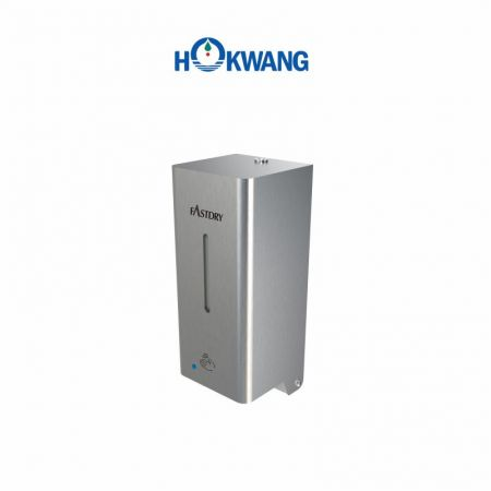 Auto Stainless Steel Multi-Function Soap Dispenser with Arc Edges