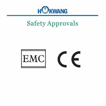 HK-SSD ABS Auto Multi-Function Soap Dispenser (500ML)-Certificate