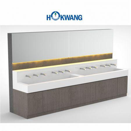 Wash Station Mirror Cabinet-multiple