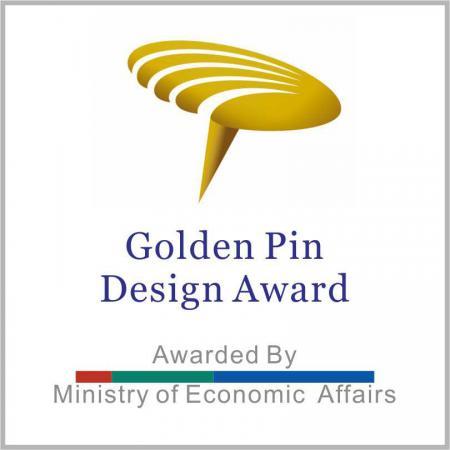 جائزة Golden Pin Design