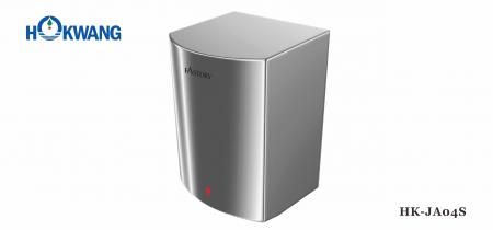 1600W Stainless Steel Hand Dryer-Bright Finish - HK-JA04S 1600W Stainless Steel Hand Dryer-Bright Finish