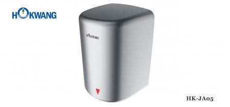 1600W Stainless Steel Hand Dryer-Satin Finish - HK-JA05 1600W Stainless Steel Hand Dryer-Satin Finish