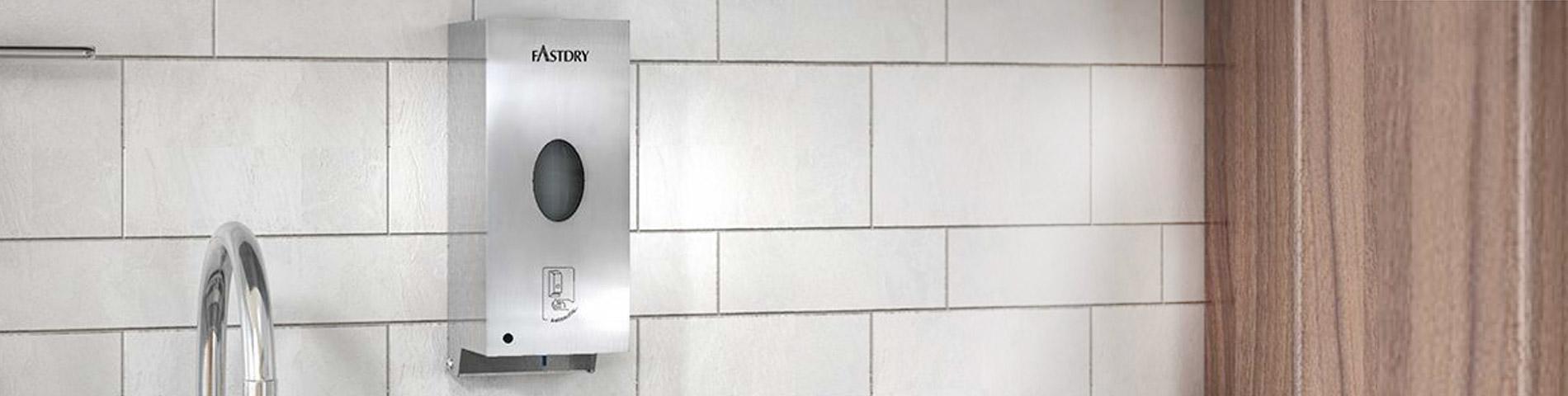 Gamma completa di Dispenser automatico di disinfettante